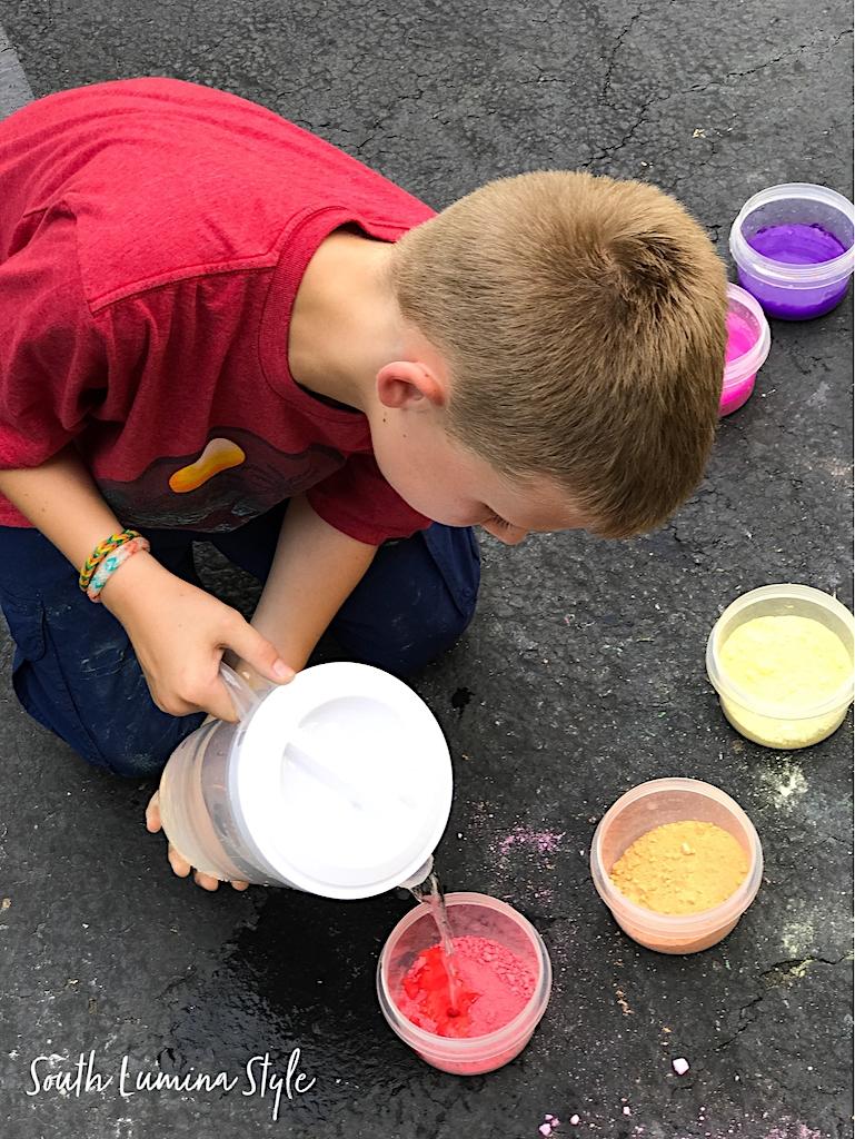 DIY Chalk Paint