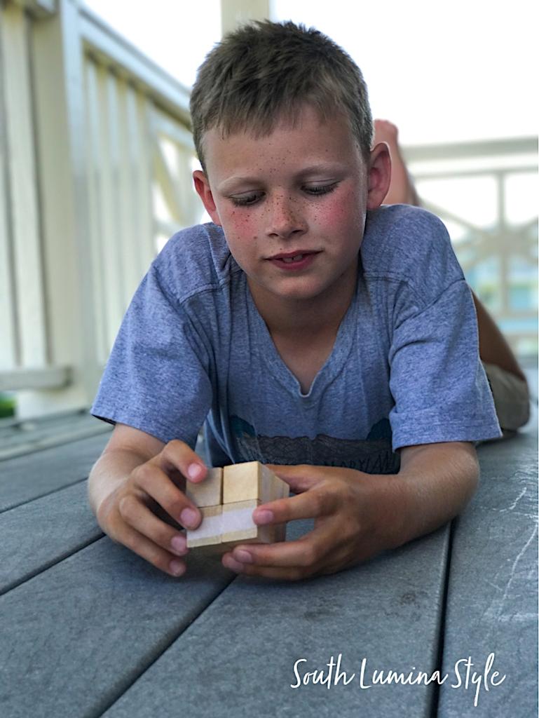 How to make a fidget cube