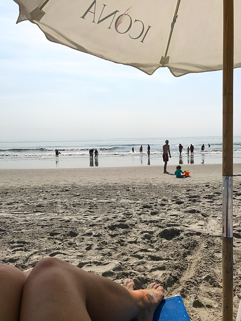 Family Vacation To Avalon, NJ