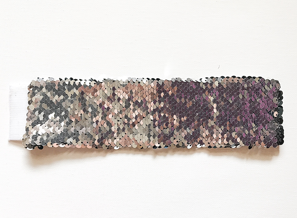 How To Make A Mermaid Sequin Bracelet