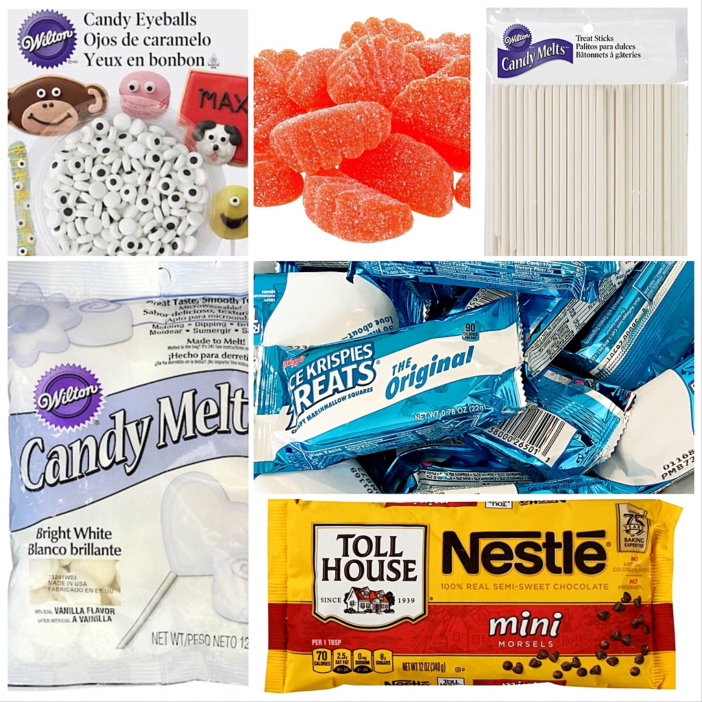 rice krispie treat, rice krispie treat snowmen, party snacks, classroom party, snowman, snowmen snacks