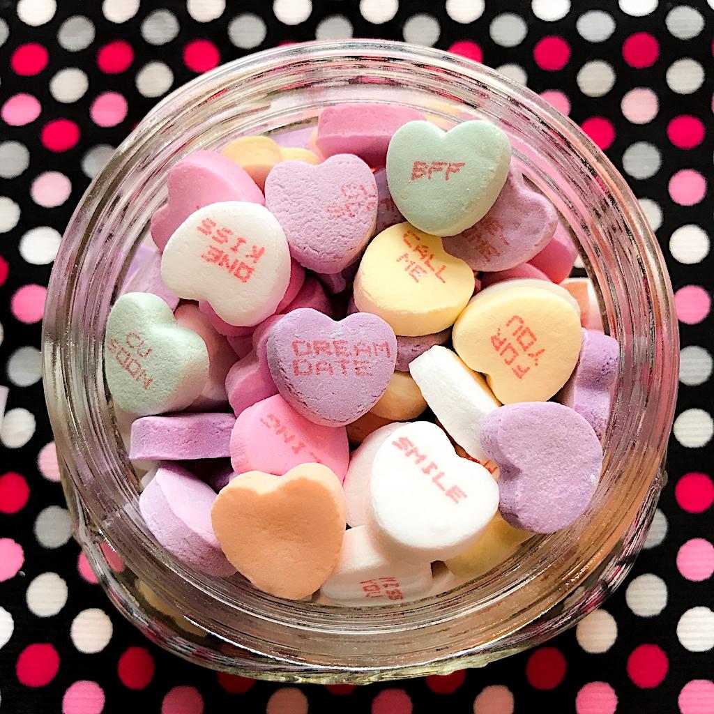 valentines day, conversation heart, valentine, valentines day craft, valentine craft