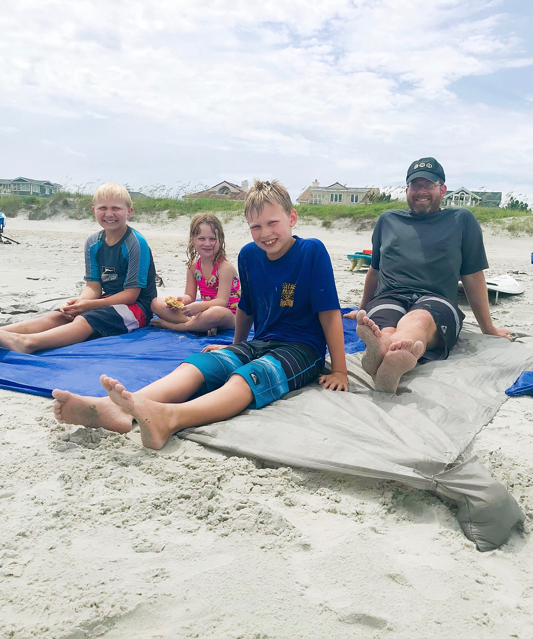 What to Pack for a Family Beach Vacation - Beach Blanket