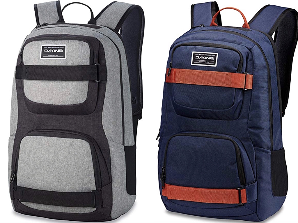 Back To School Style - Top Backpack Picks Dakine Duel