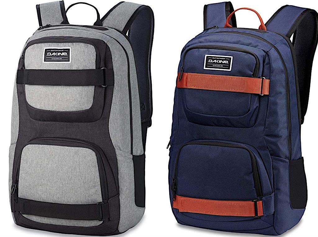 Back To School Style - Top Backpack Picks Dakine Duel