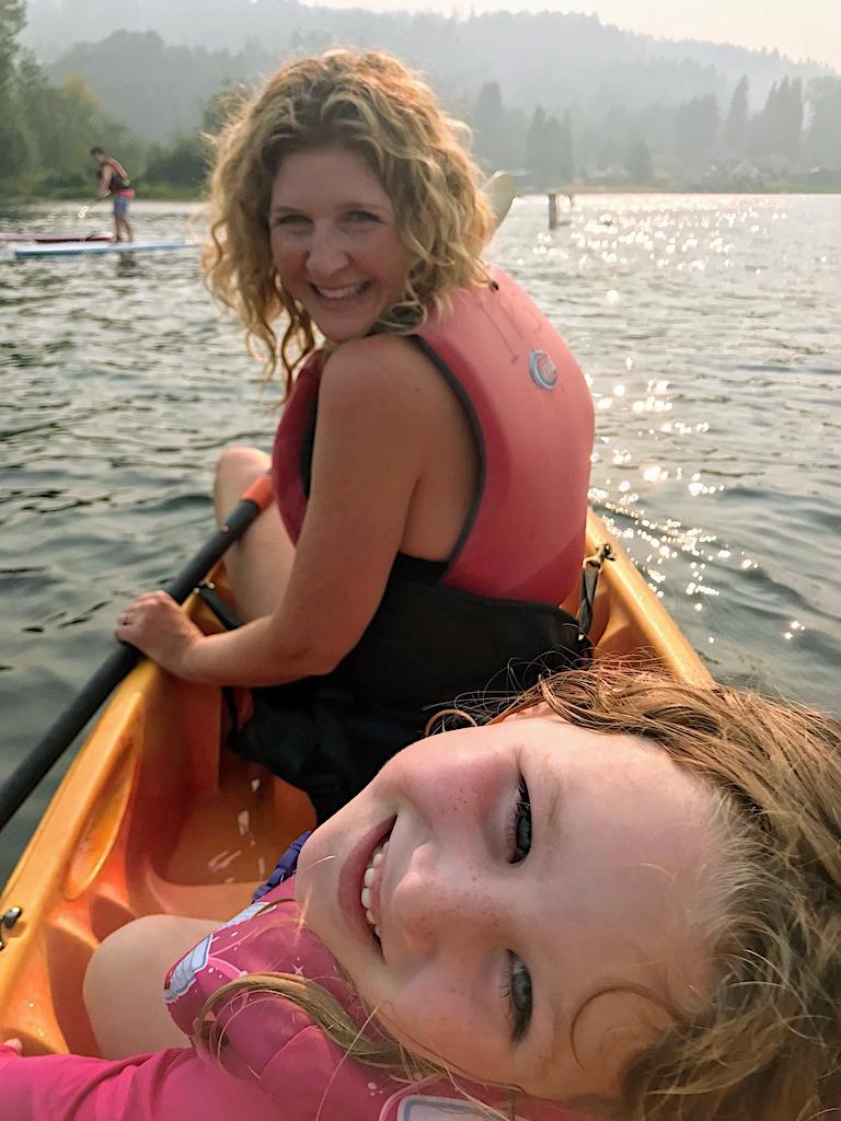 Seattle with Kids - Lake Sammamish