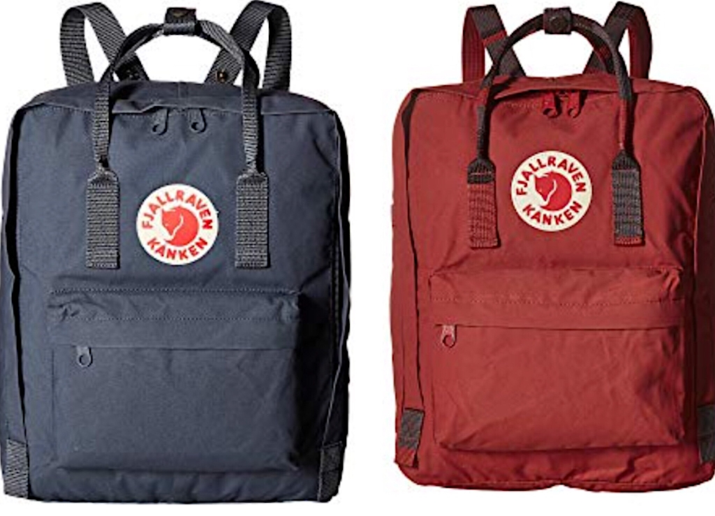 South Lumina Style Backpacks For Back to School Fjallraven Kanken