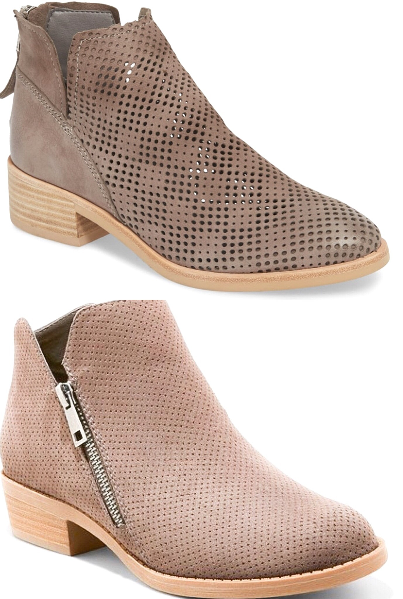 Fall shoes - designer looks for less
