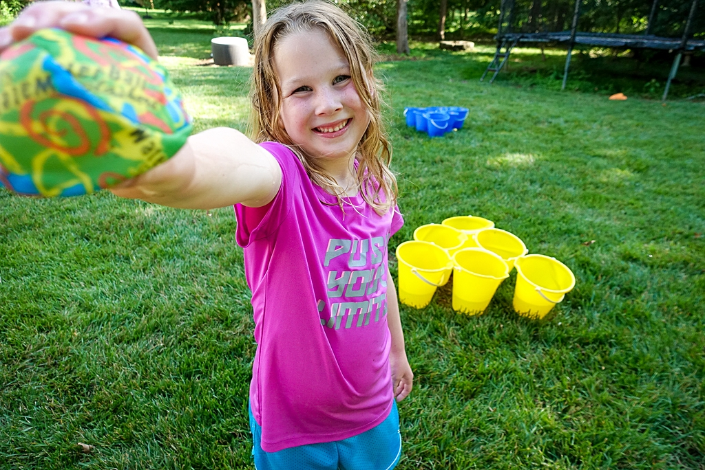 DIY Summer Water Games