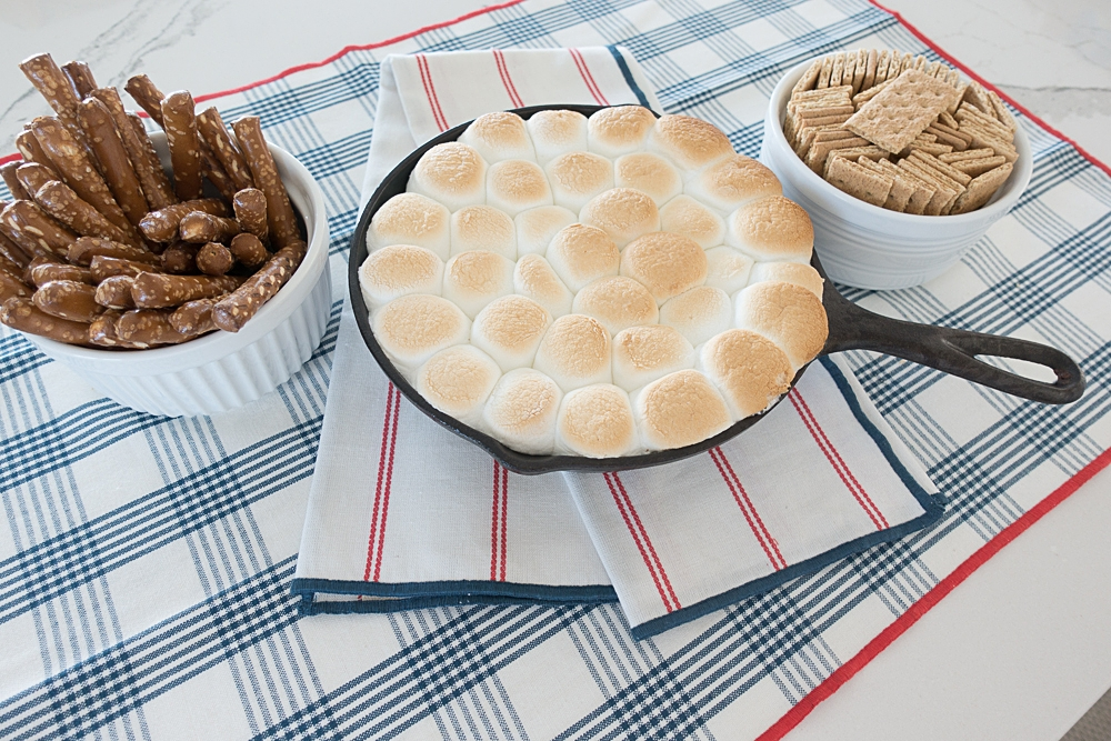 S'mores Dip Recipe In The Oven