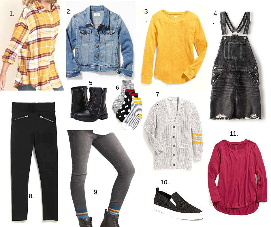 clothes for tweens