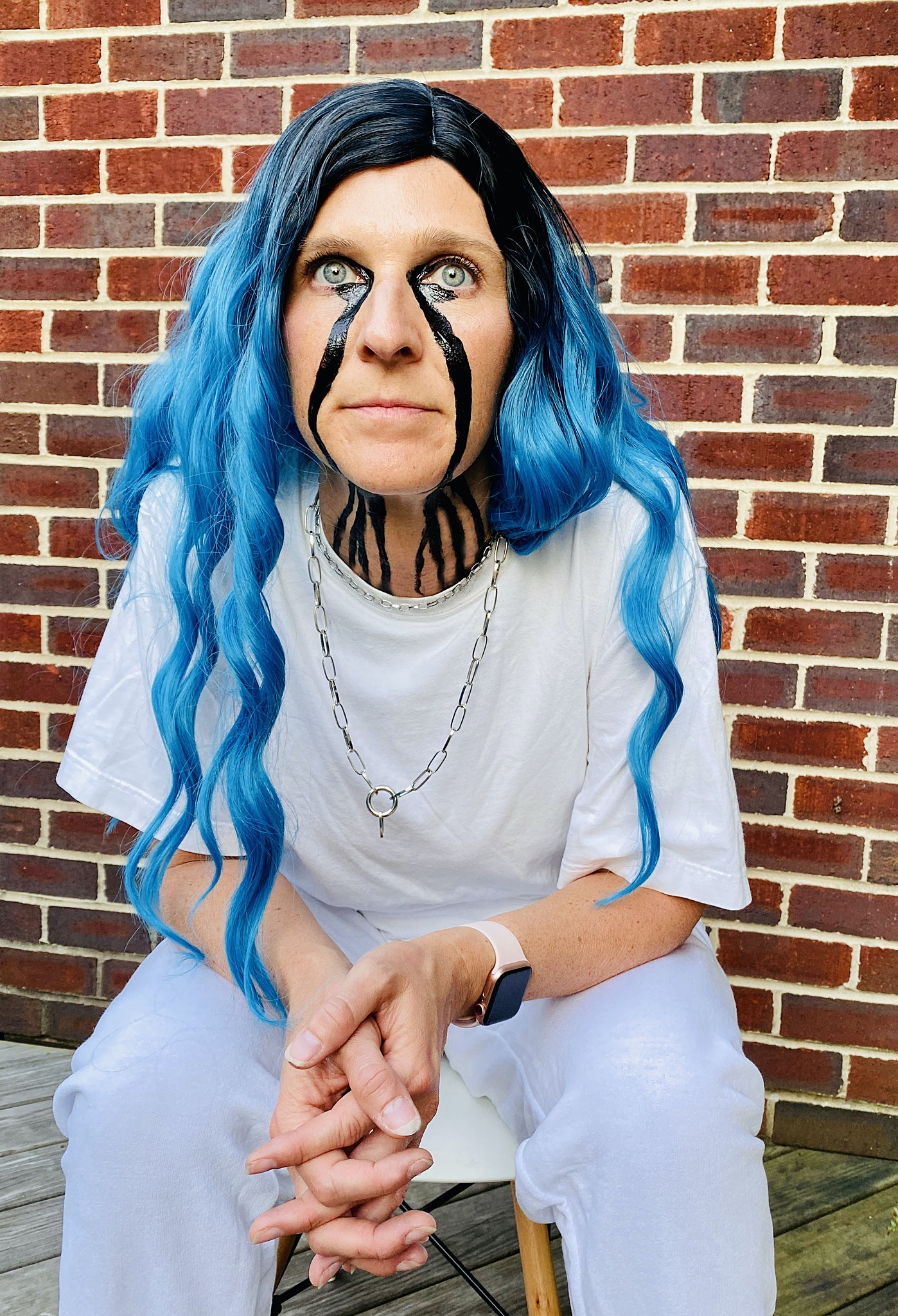 DIY Billie Eilish Halloween Costume