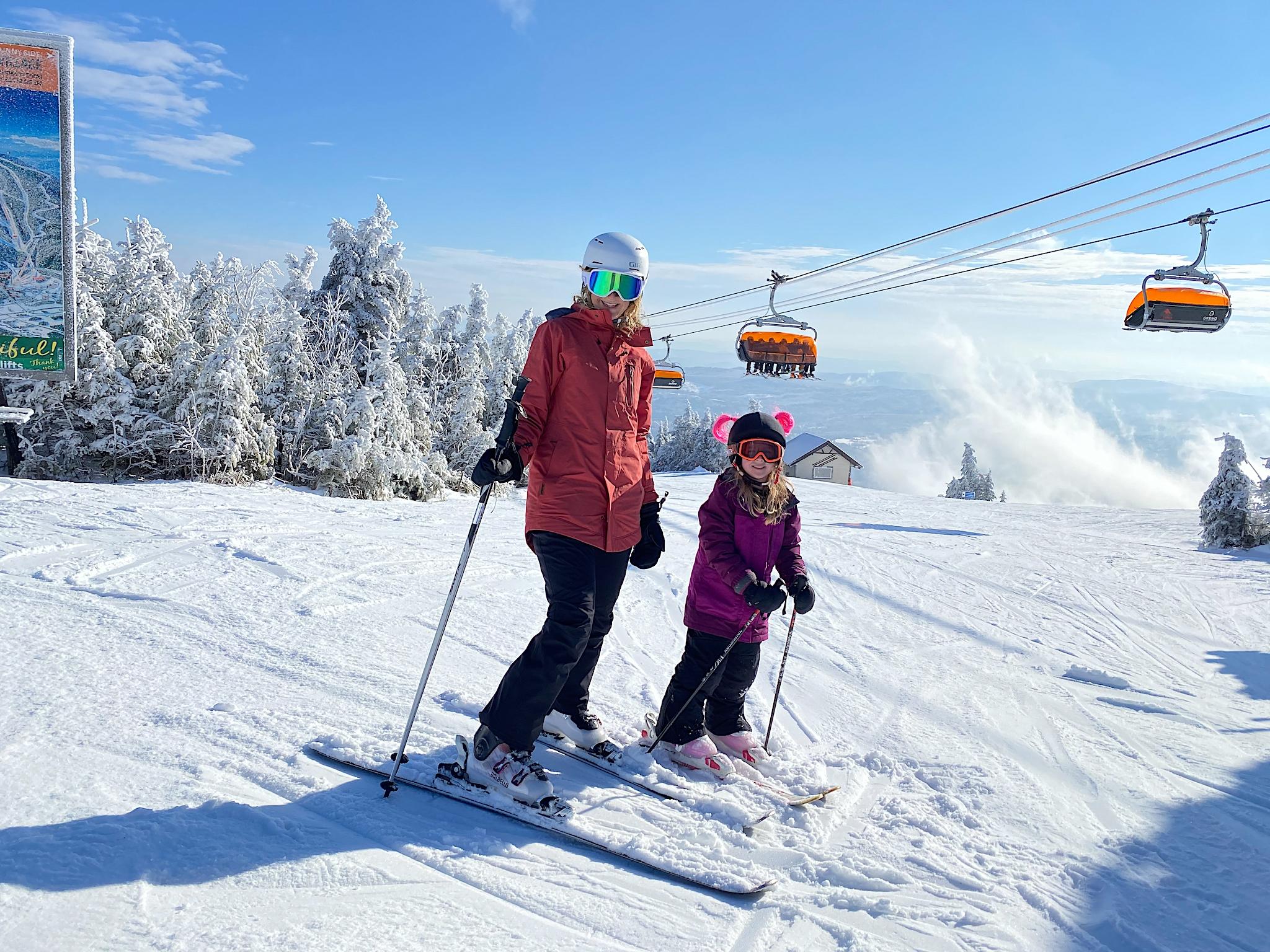 okemo resort ski