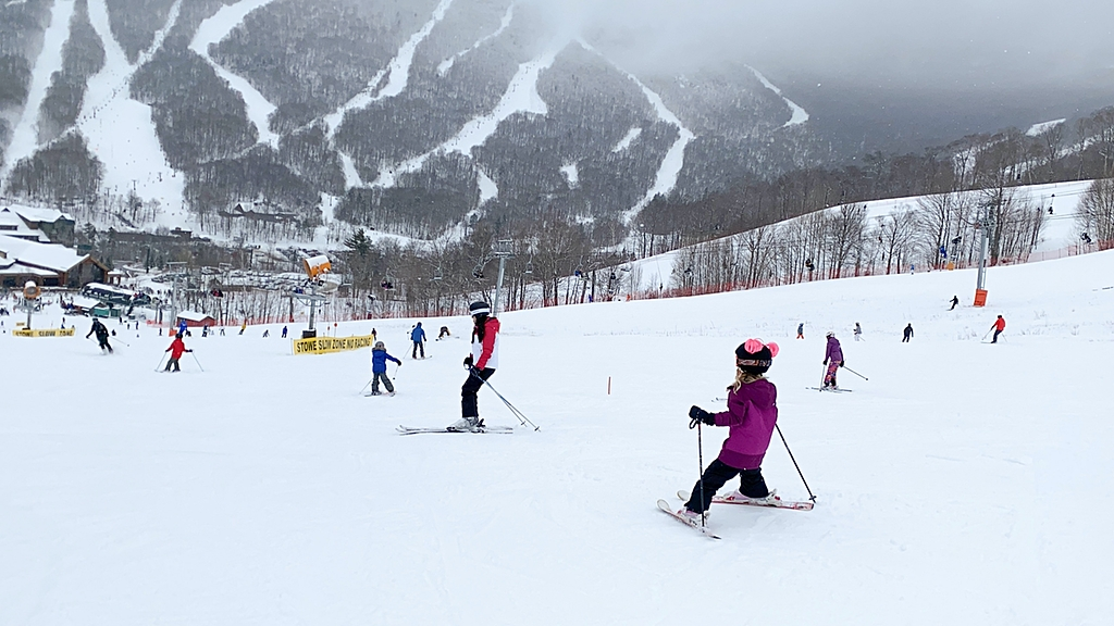 family trip to stowe vermont