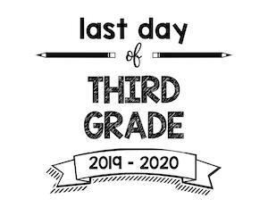 thumbnail of Last Day of Third Grade 2019 – 2020