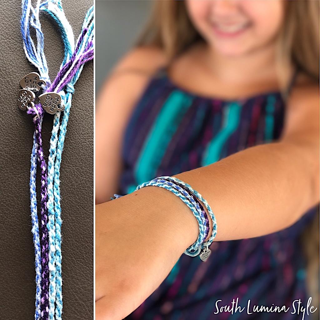 DIY Friendship Bracelets - How To Make Simple Friendship Bracelets