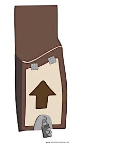 thumbnail of llama bag