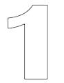thumbnail of 1 – 8.5 x 11 yard sign