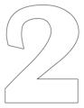 thumbnail of 2 – 8.5 x 11 yard sign