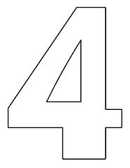 thumbnail of 4 – 8.5 x 11 yard sign