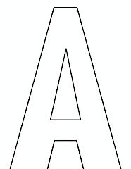 thumbnail of A – 8.5 x 11 yard sign