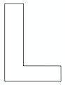 thumbnail of L – 8.5 x 11 yard sign