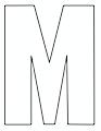 thumbnail of M – 8.5 x 11 yard sign