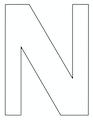 thumbnail of N – 8.5 x 11 yard sign