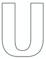 thumbnail of U – 8.5 x 11 yard sign
