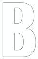 thumbnail of B – 11 x 17