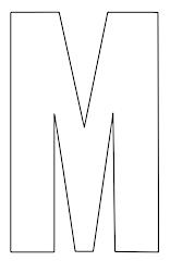 thumbnail of M – 11 x 17