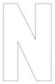 thumbnail of N – 11 x 17