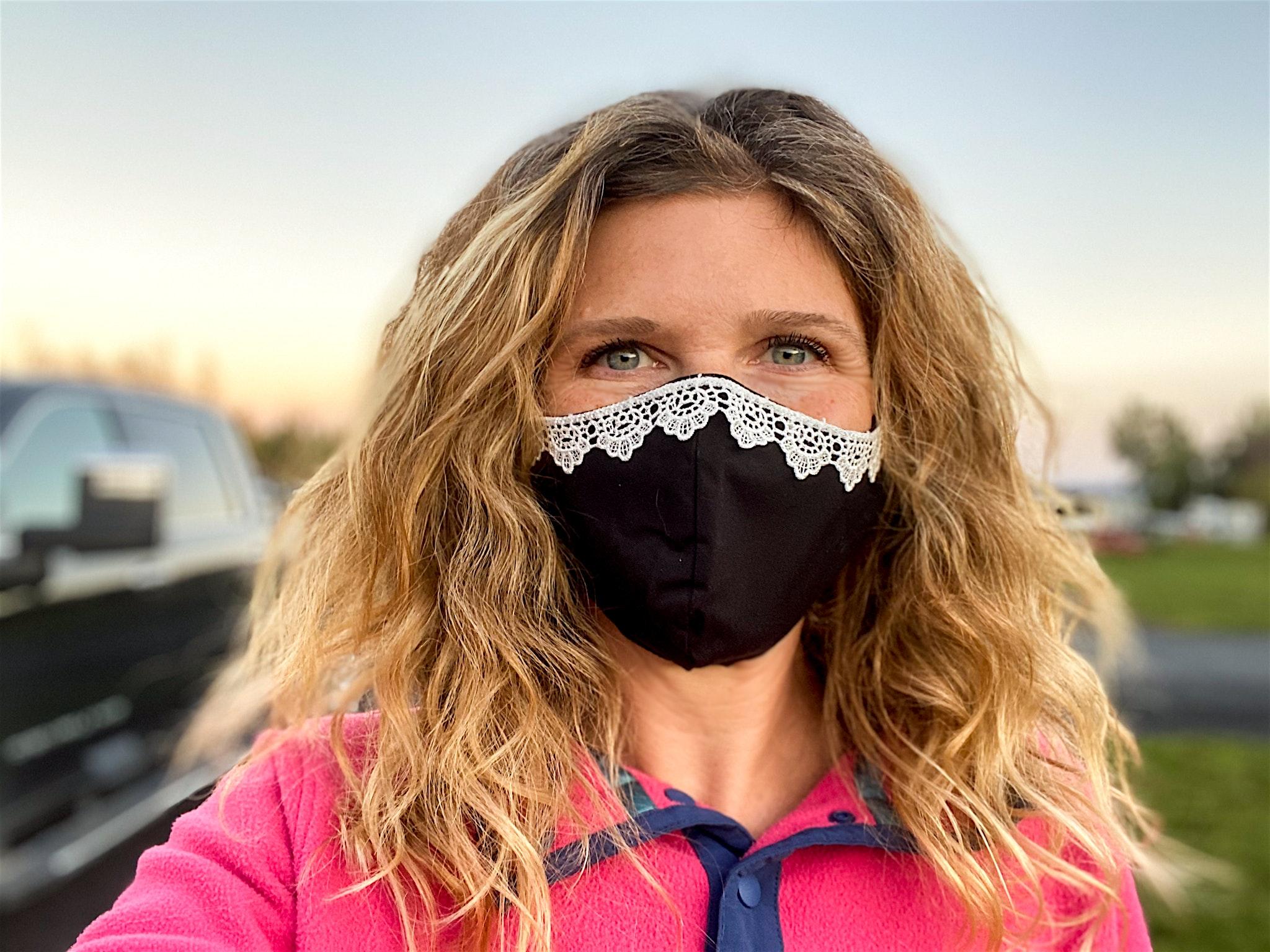 DIY RBG mask