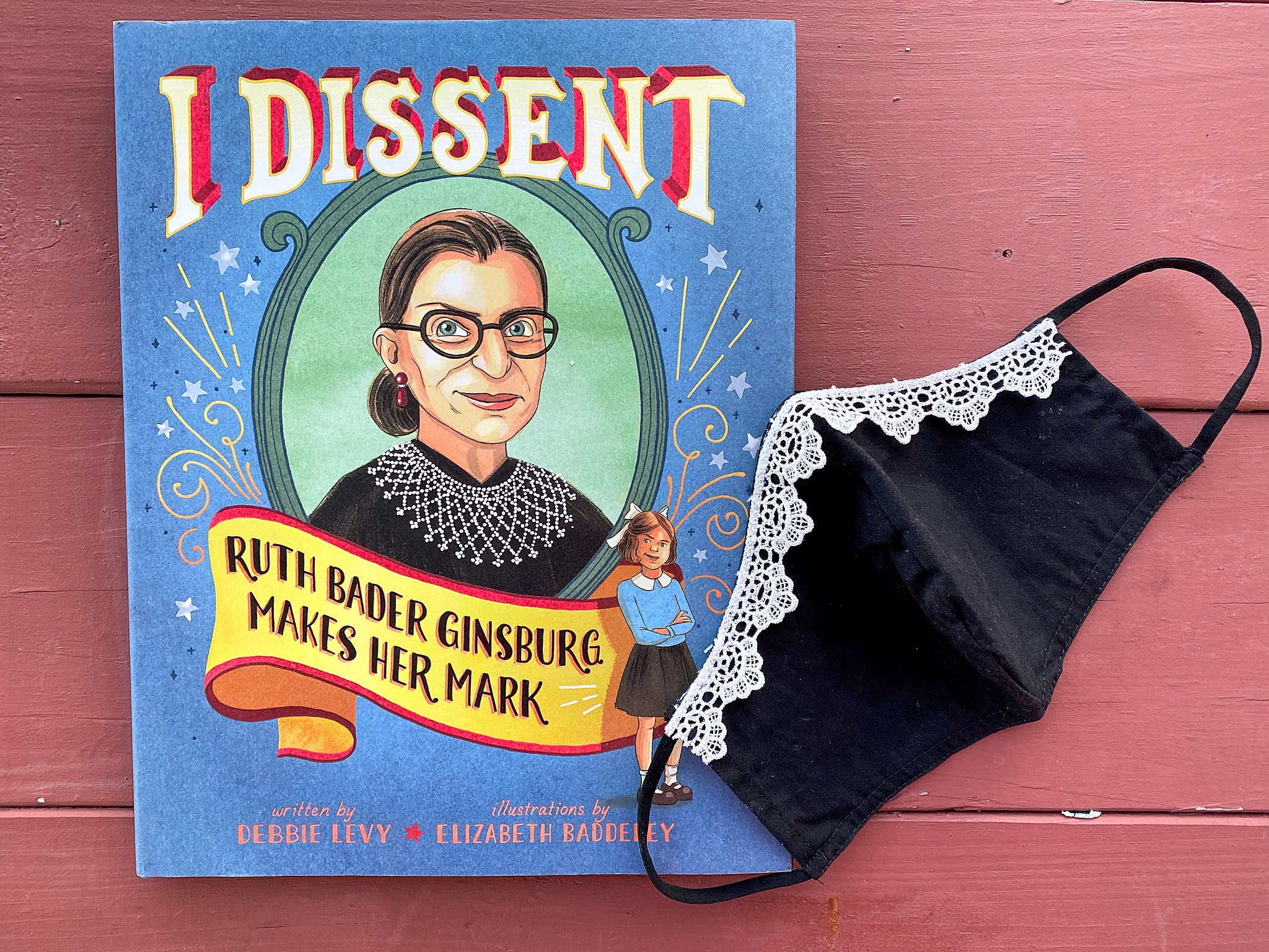 how to make a rbg collar face mask