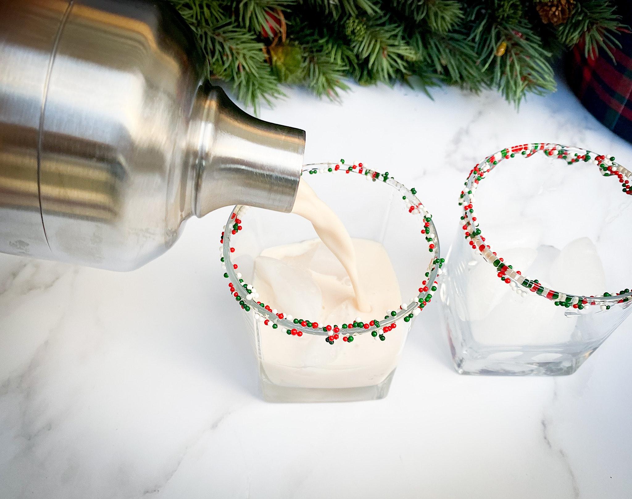 christmas cocktail recipe