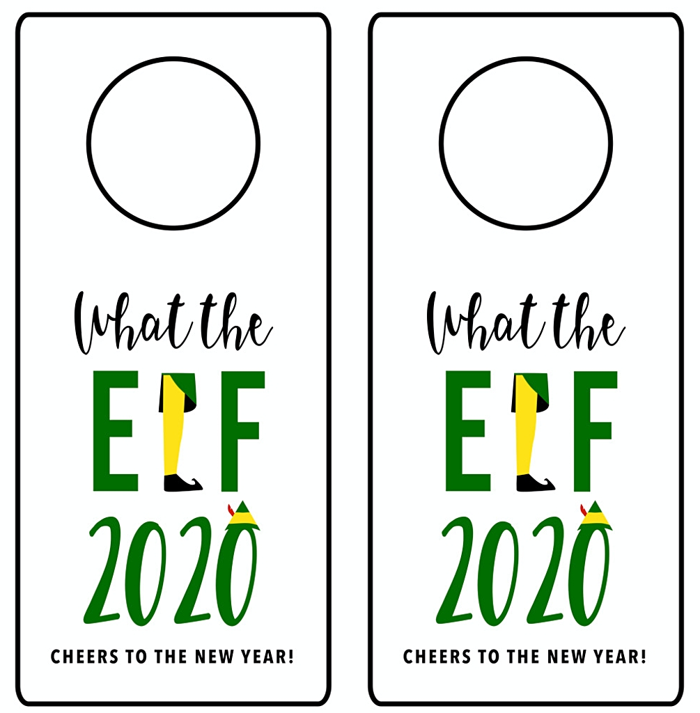 thumbnail of what the elf hangtags