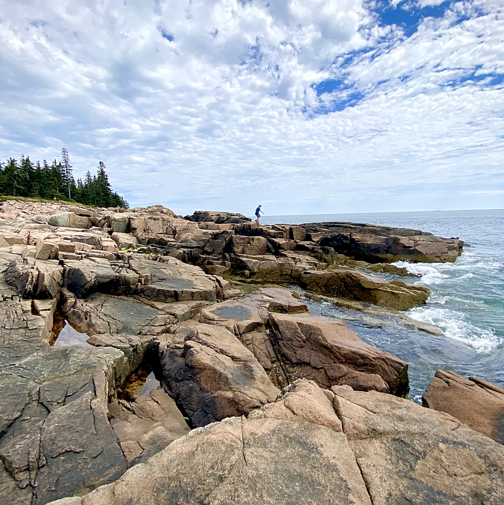 Acadia National Park Bar Harbor Island
