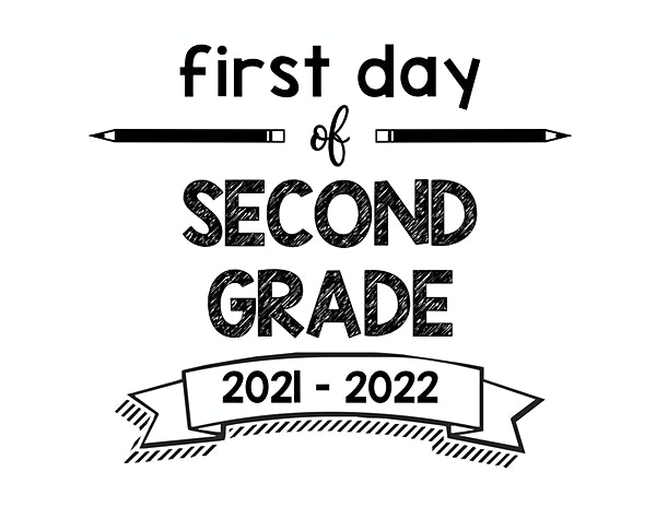 thumbnail of First Day of Second Grade 2021 – 2022